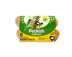 Peckish Complete All Seasons Energy Balls 6 Pack