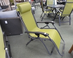 Leisuregrow Dali Folding Relaxer Chair