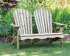 Zest Lily Relax 2 Seater Bench