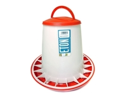 Eton Poultry Feeder With Handle