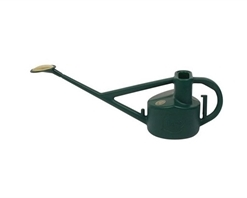 Haws Long Reach Watering Can Green 5Lt
