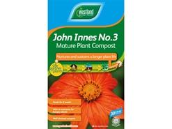 westland john innes no 3 mature plant compost 30lt. Black Bedroom Furniture Sets. Home Design Ideas