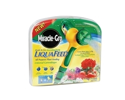 Miracle-Gro Liquafeed All Purpose Plant Food Start Kit