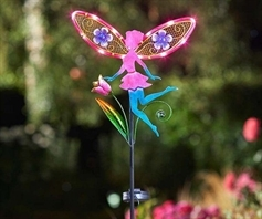 Smart Solar Fairy Wings