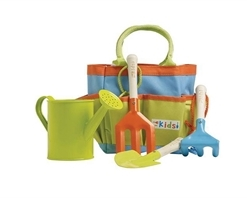 Briers Children's Gardening Tool Bag Set