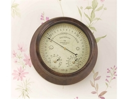 Westminster Barometer & Thermometer