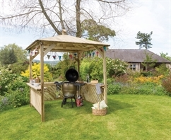 Zest4Leisure Broxton Gazebo/Bar