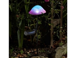 Smart Solar Magic Mushroom