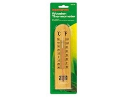 SupaGarden Wooden Thermometer