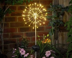 Smart Garden Starburst Solar Stake Light