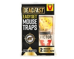 Deadfast Easy Set Mouse Twin Pack
