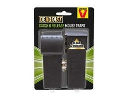 Deadfast Catch & Release Mouse Twin Pack