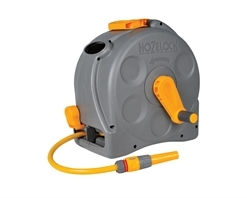 Hozelock Compact 2 in 1 Reel with 25m Hose 2415
