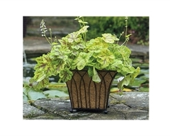 Tom Chambers Lattice Square Planter