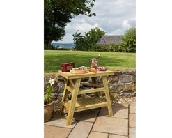 Zest4Leisure BBQ Side Table